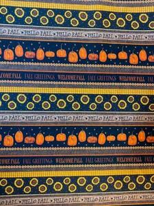 Cenefa patchwork calabazas 1836