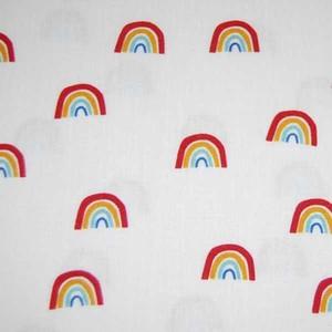Tela hidrófuga arcoíris Algosan009