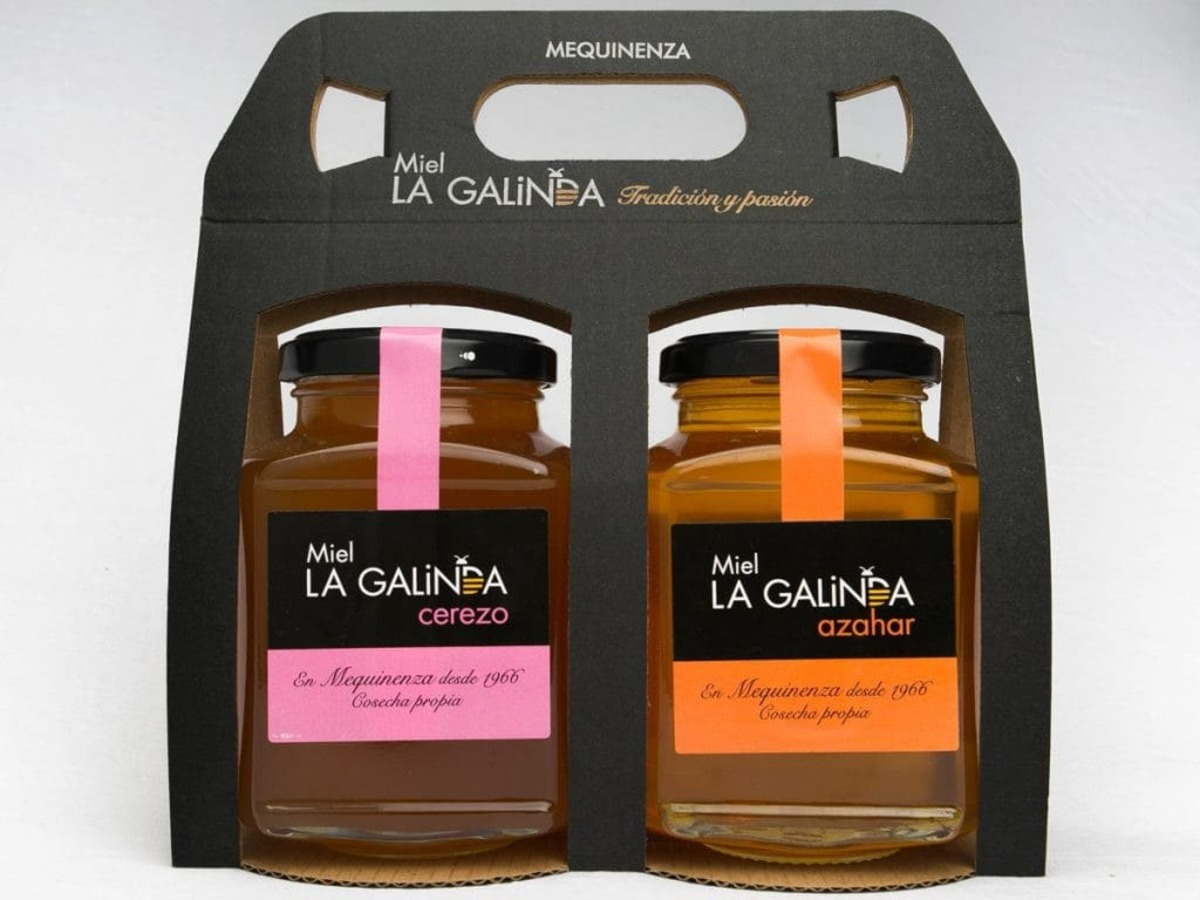 Pack de miel La Galinda
