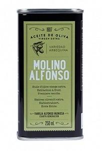 AOVE Molino Alfonso 250ml lata