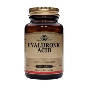 Acido Hialuronico 30 Comprimidos Solgar
