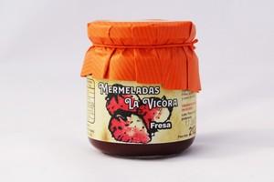 Mermelada Fresa 212 g La Vicora