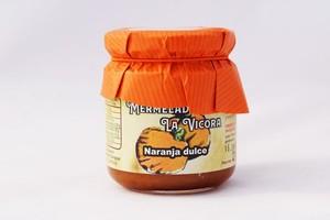 Mermelada Naranja Dulce 212 g La Vicora