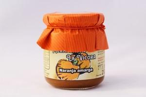 Mermelada Naranja Amarga 212 g La Vicora