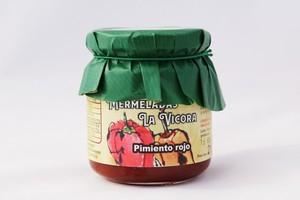 Mermelada Pimiento Rojo 212 g La Vicora