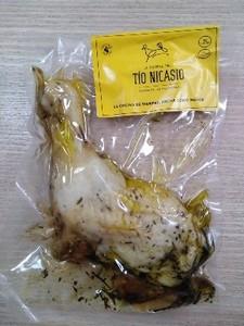 Pollo escabechado El Corral del Tío Nicasio