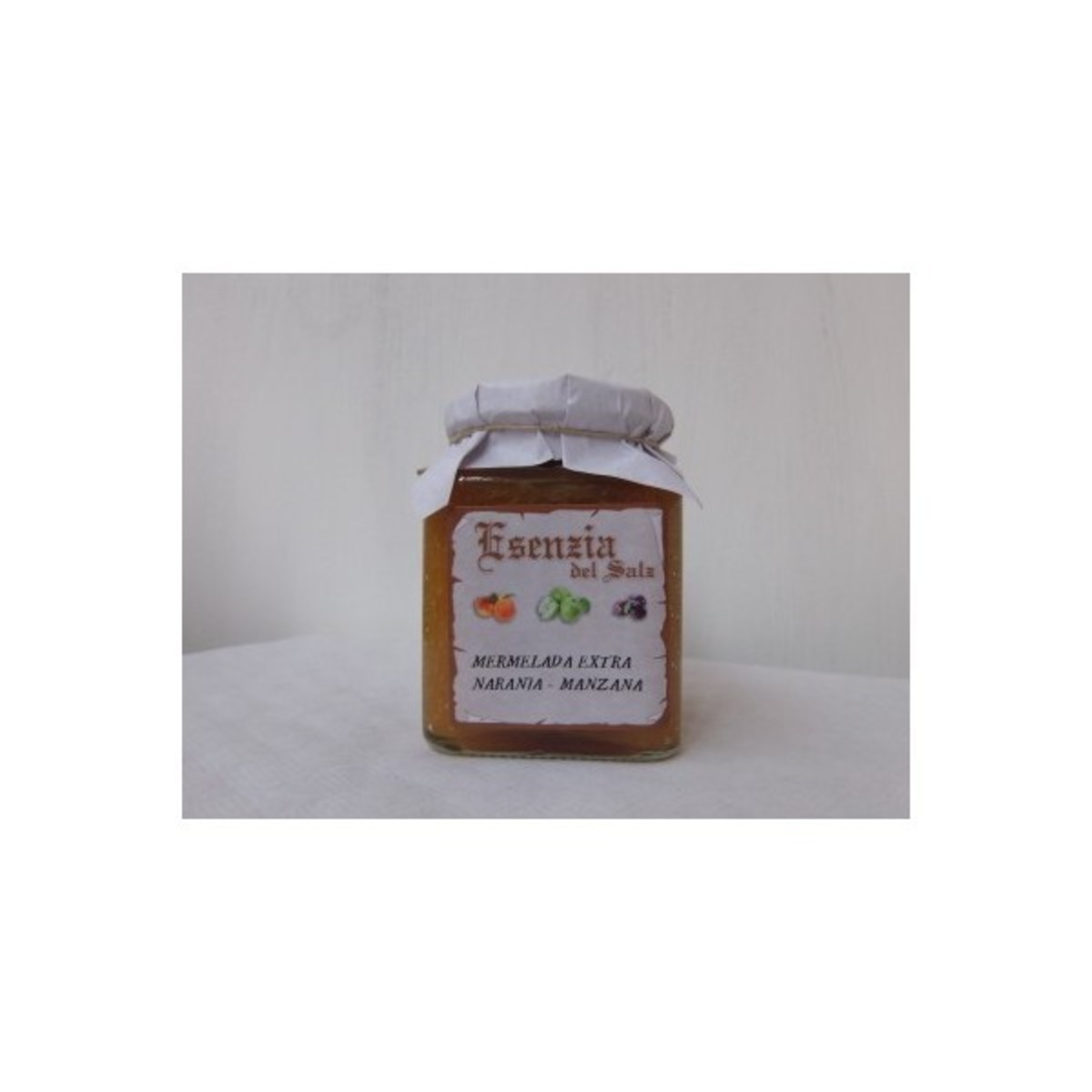 Mermelada Extra de Naranja-Manzana Esenzia del Salz