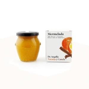 Mermelada De Argalla naranja y canela