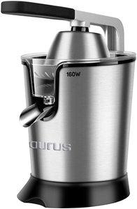 Exprimidor TAURUS easy press 160W- Inox