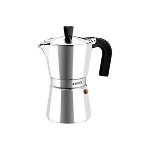 Cafetera 6 tazas - Monix aluminio