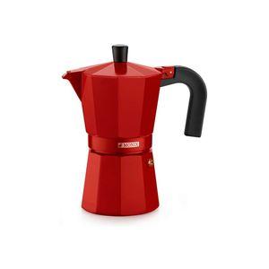 Cafetera 6 tazas - Monix fresa