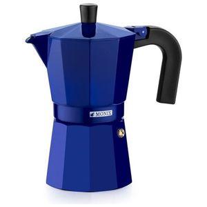 Cafetera 6 tazas - Monix cobalto