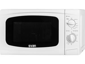 Microondas SVAN 720G 20L con Grill-Blanco