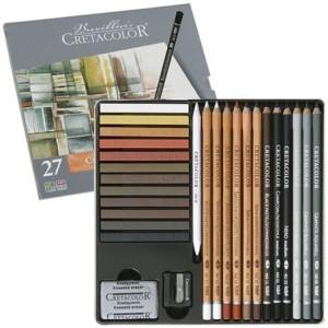 Caja Creativo Drawing Set 27 De Creatacolor