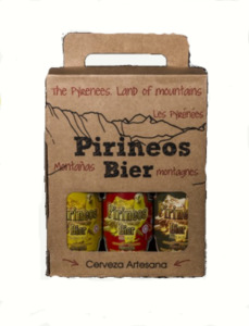 Pack Cervezas Pirineos Bier