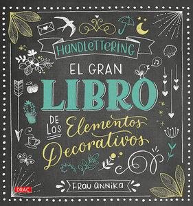 Libro Handlettering Elementos Decorativos