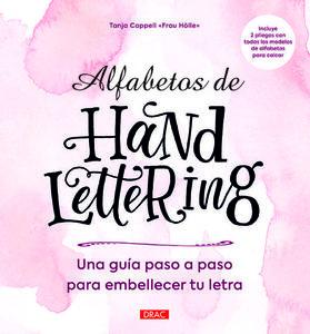 Libro Alfabetos De Handlettering