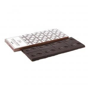 Chocolate negro con café Manuel Segura