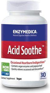 Acid Soothe 90 cápsulas de Enzymedica