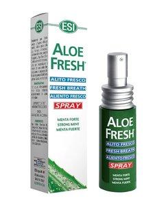 Aloe Fresh aliento fresco Spray 15 ml de Esi
