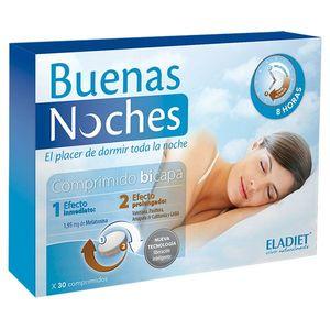 Buenas Noches 30 comprimidos de Novadiet