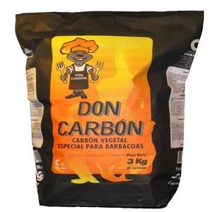 Carbon vegetal bolsa