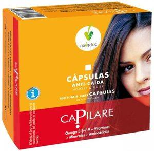 Capilare 60 cápsulas de Novadiet