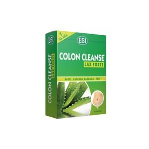 Colon Cleanse lax forte 30 cápsulas de Esi