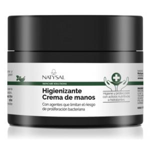 Crema Higienizante de Manos 50ml de Natysal
