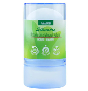 Desodorante piedra Natural Alumbre 100 g de Silvestre