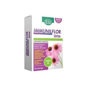 Immunilflor Urto 30 cápsulas de Esi