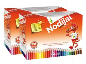 Nodijal Super Pack 2 cajas x 20 viales de Novadiet