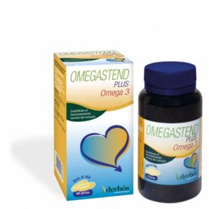 Omegastend Plus 60 cápsulas de Derbos