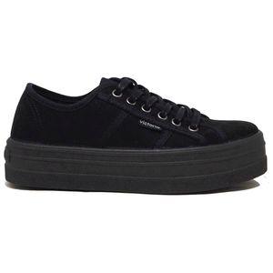 Zapatillas Barcelona Basket Black para Mujer