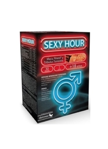 Sexy Hour Hombre y Mujer 30 cápsulas de Dietmed