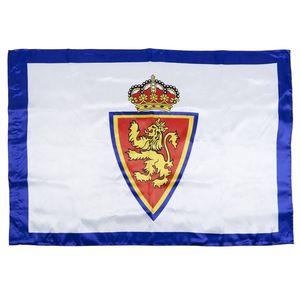 Bandera oficial Real Zaragoza