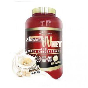 Advanced Whey - Chocolate Blanco - 2200g - Invicted