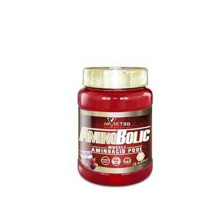 AMINOBOLIC Muscle Aminoacid Pool -  Frutos Rojos - 520g - Invicted