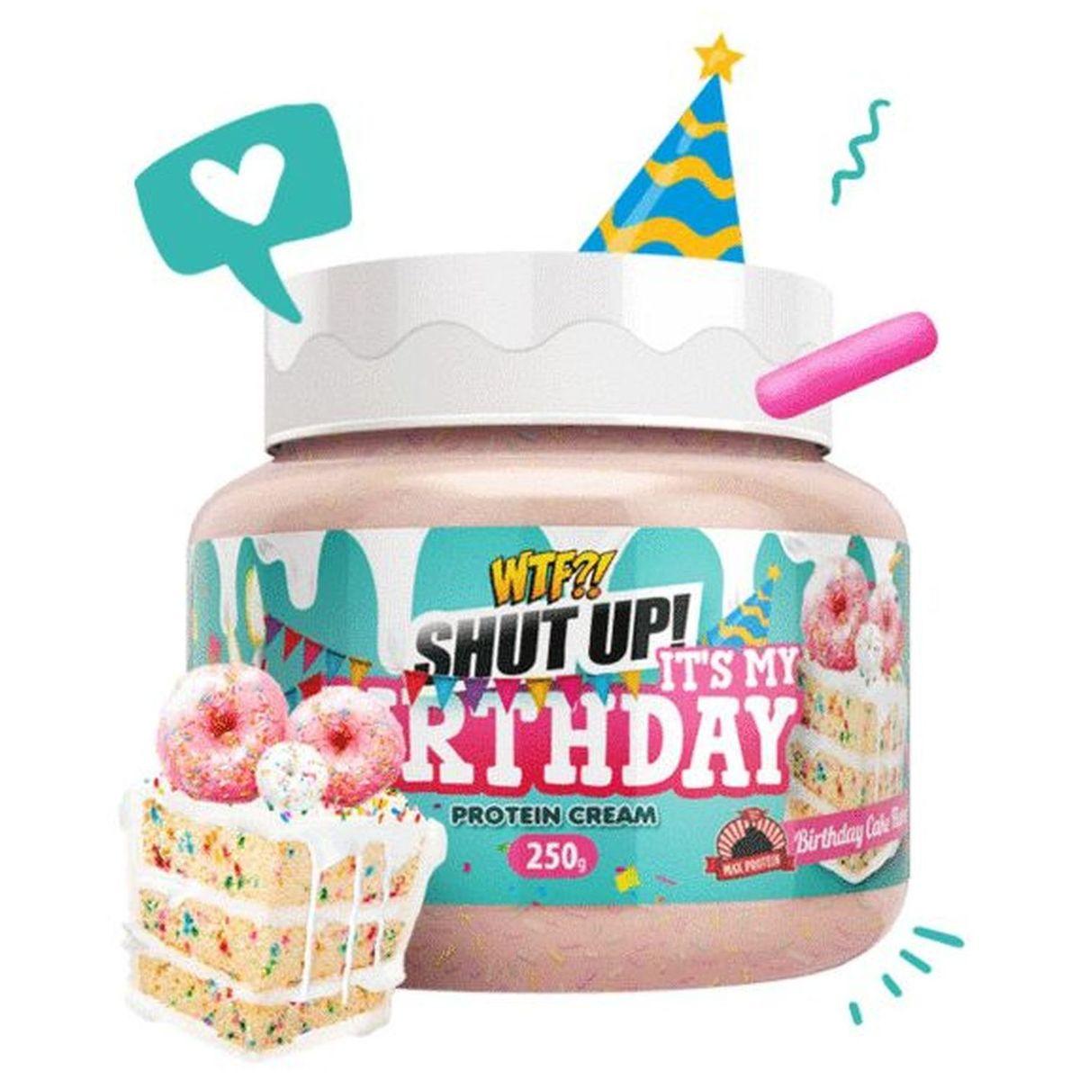 WTF - Shut up! It's my Birthday - 250g