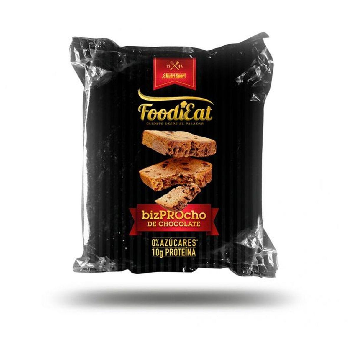 FoodiEat - BizProcho de Chocolate - 50g