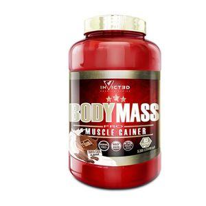 Body Mass Gainer - Triple Chocolate - 2500g - Invicted