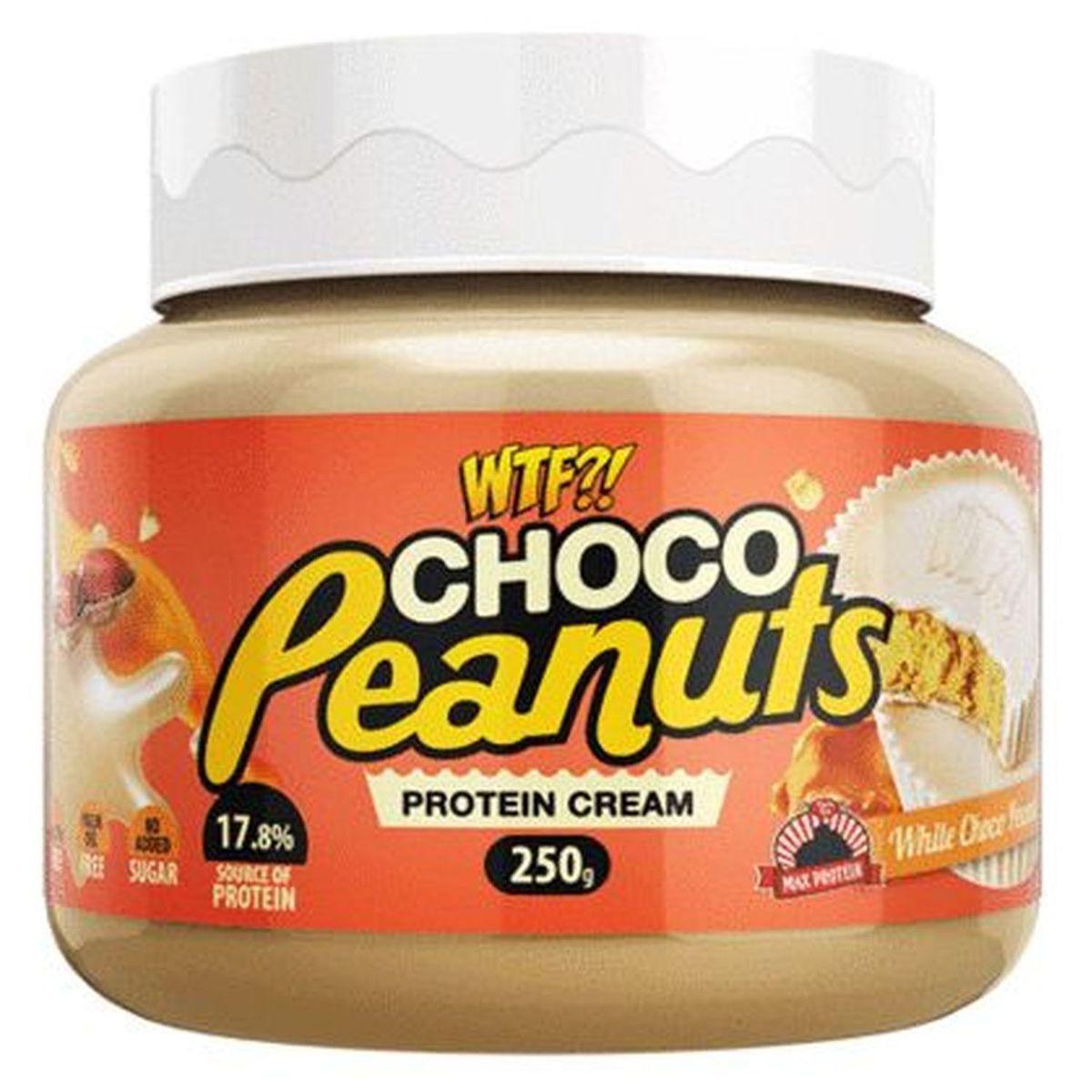 WTF - Choco Peanuts - 250g