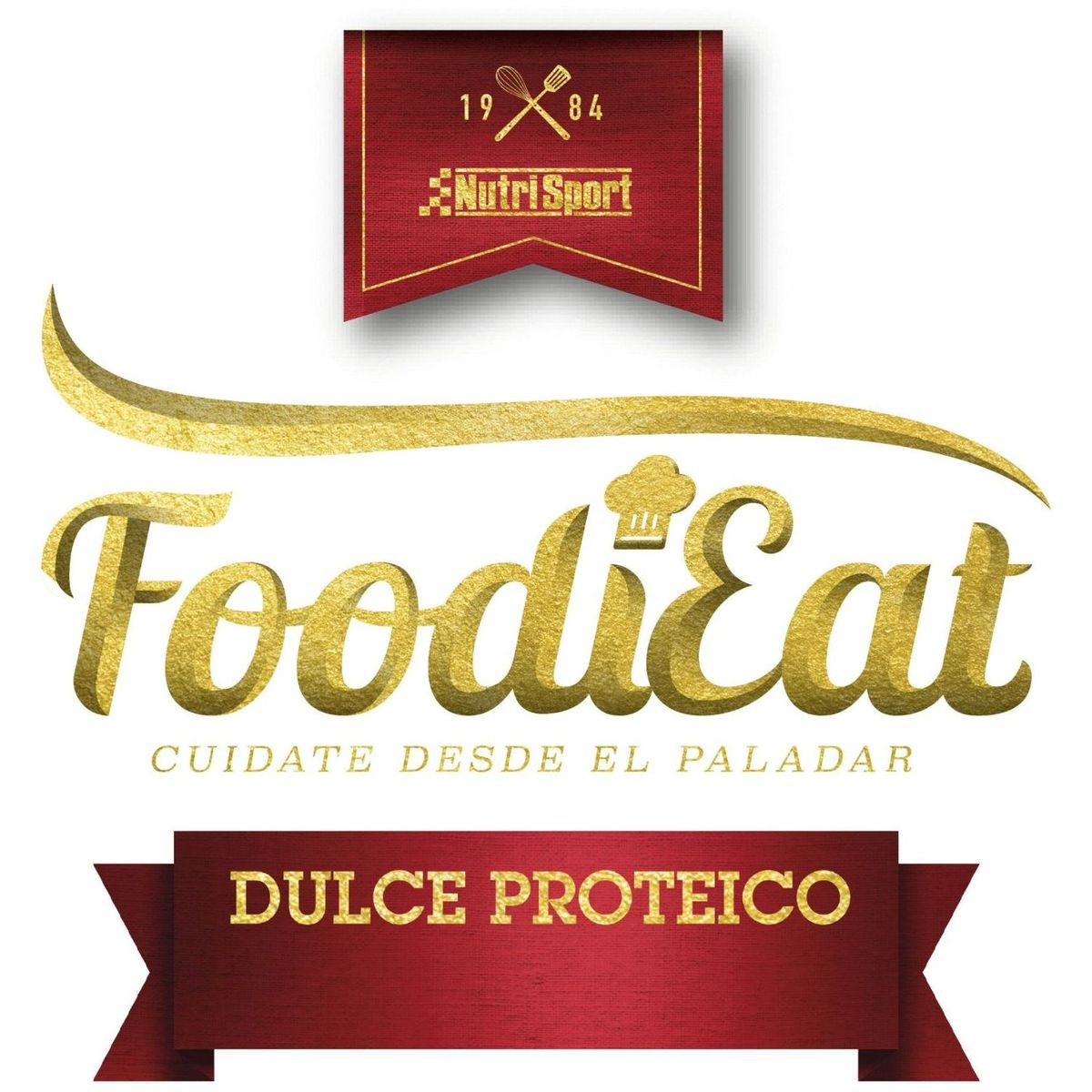 FoodiEat - Dulce Proteico Cookies & Cream - 170g