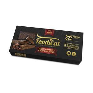 FoodiEat - Dulce Proteico Choco Brownie - 170g