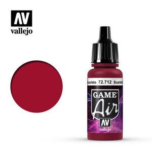 Pintura Game Air - Rojo Escarlata 17ml