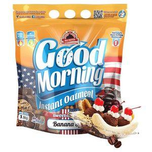 Harina de Avena - Banana Split - Good Morning Max Protein - 1,5kg