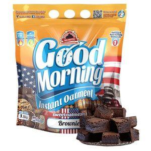 Harina de Avena - Brownie - Good Morning Max Protein - 1,5kg
