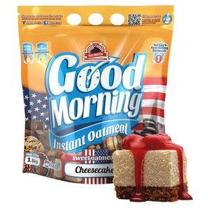 Harina de Avena - Cheesecake - Good Morning Max Protein - 1,5kg