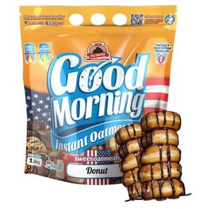 Harina de Avena - Donut - Good Morning Max Protein - 1,5kg