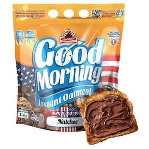 Harina de Avena - Nutchoc - Good Morning Max Protein - 1,5kg